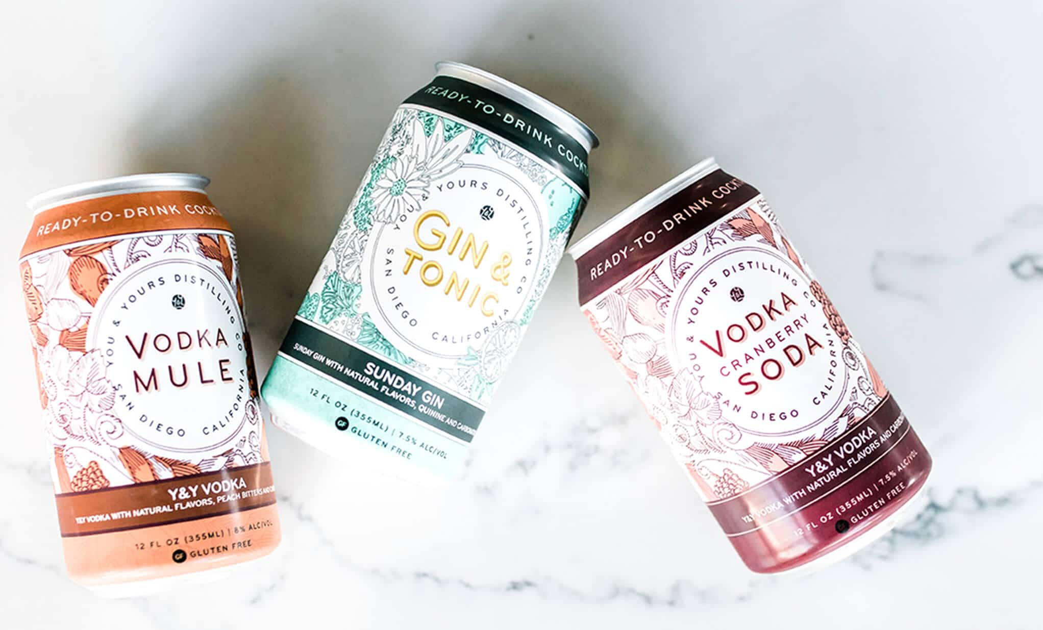 Canned Cocktails Are Here!  And they taste good