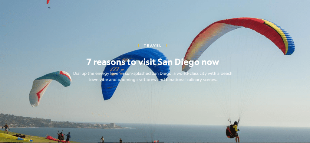7 reasons to visit San Diego now