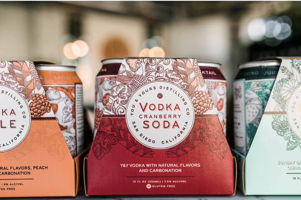 You & Yours Rolling Out Ready-to-Drink Canned Cocktails