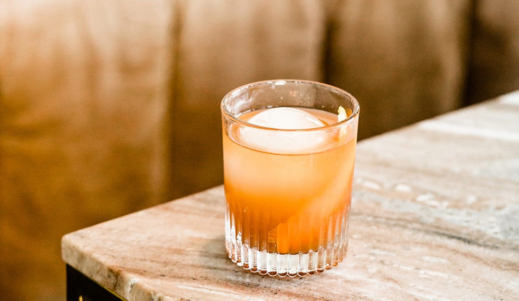 Chai Maple Old Fashioned
